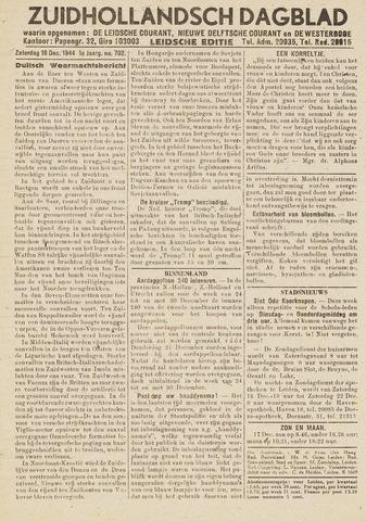 Zuidhollandsch Dagblad 1944-12-16