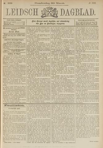 Leidsch Dagblad 1893-03-30