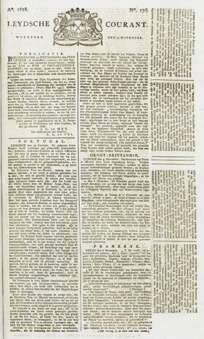 Leydse Courant 1828-11-12