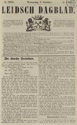 Leidsch Dagblad 1866-10-03
