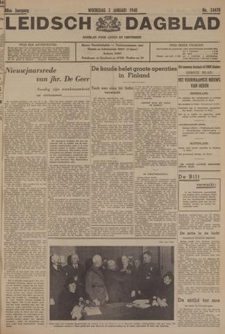Leidsch Dagblad 1940-01-03