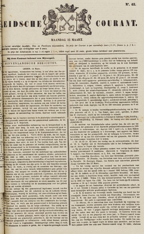 Leydse Courant 1885-03-16