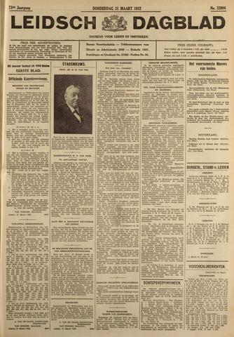 Leidsch Dagblad 1932-03-31