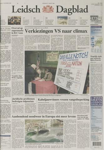 Leidsch Dagblad 2000-11-07