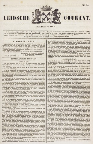 Leydse Courant 1877-04-10