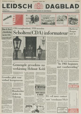 Leidsch Dagblad 1982-10-02