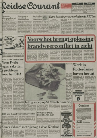 Leidse Courant 1985-11-12