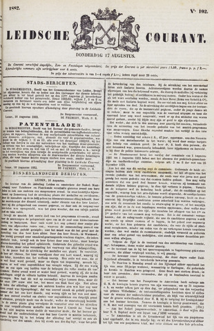 Leydse Courant 1882-08-17