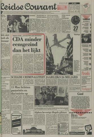 Leidse Courant 1988-03-26