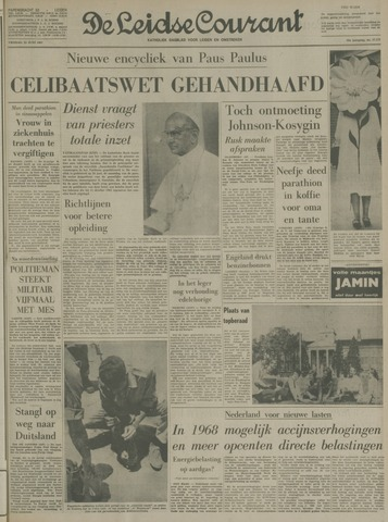 Leidse Courant 1967-06-23