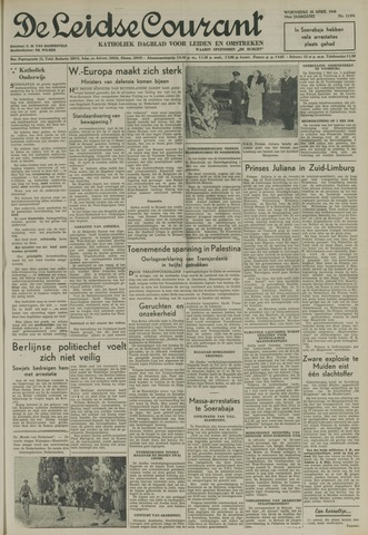 Leidse Courant 1948-04-28
