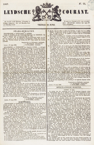 Leydse Courant 1869-06-18
