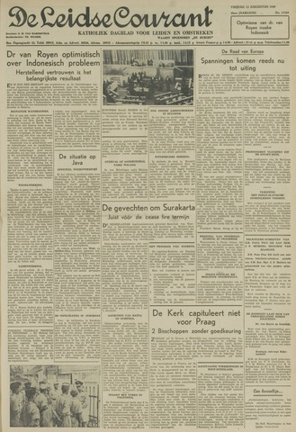 Leidse Courant 1949-08-12