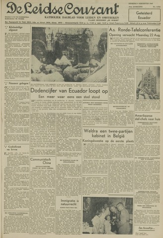 Leidse Courant 1949-08-09