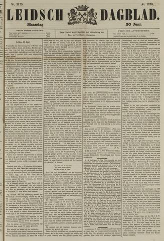 Leidsch Dagblad 1870-06-20