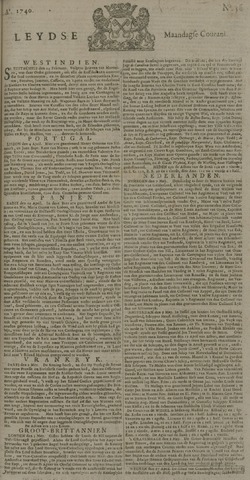 Leydse Courant 1740-05-09