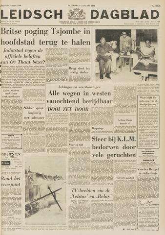 Leidsch Dagblad 1963-01-05