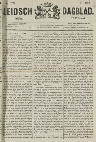 Leidsch Dagblad 1869-02-12