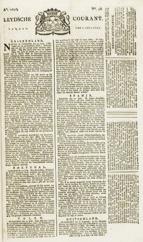Leydse Courant 1826-08-11