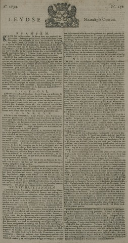 Leydse Courant 1734-12-20