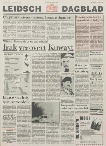 Leidsch Dagblad 1990-08-02