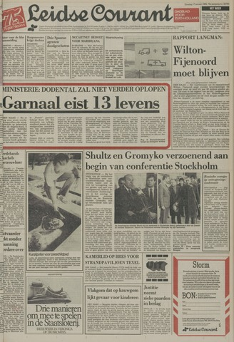Leidse Courant 1984-01-17