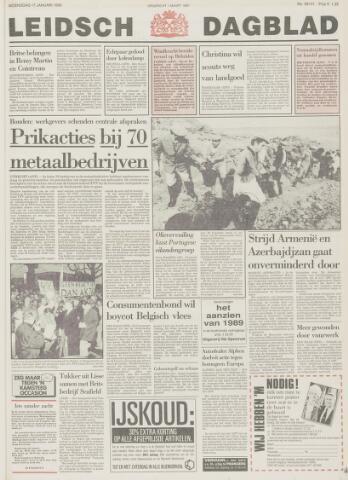 Leidsch Dagblad 1990-01-17