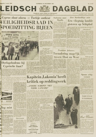 Leidsch Dagblad 1963-12-28