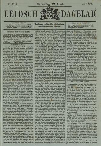 Leidsch Dagblad 1880-06-12