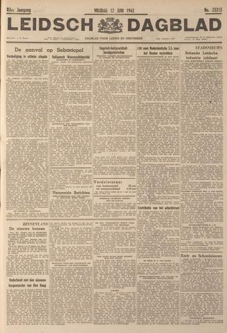 Leidsch Dagblad 1942-06-12