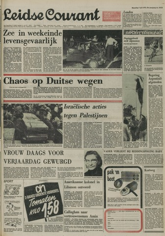 Leidse Courant 1975-07-07