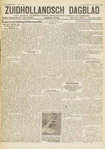 Zuidhollandsch Dagblad 1944-07-08