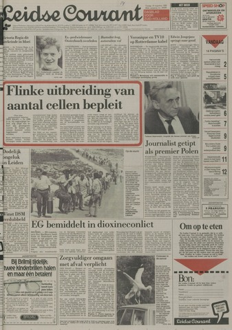 Leidse Courant 1989-08-18