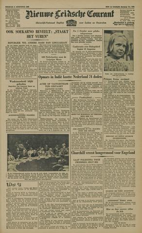 Nieuwe Leidsche Courant 1947-08-05