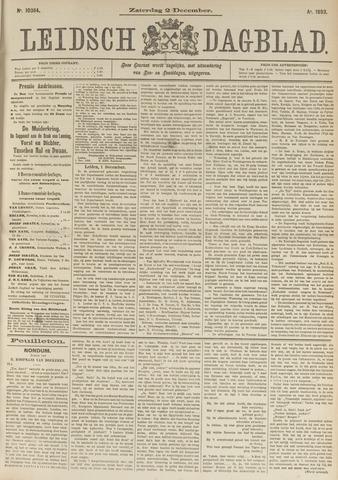 Leidsch Dagblad 1893-12-02