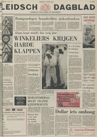 Leidsch Dagblad 1973-07-09