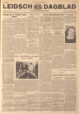 Leidsch Dagblad 1947-11-25