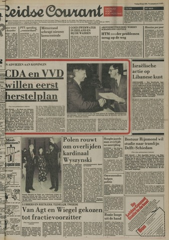 Leidse Courant 1981-05-29