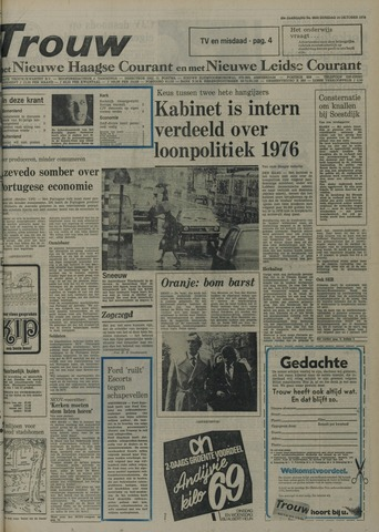 Nieuwe Leidsche Courant 1975-10-14