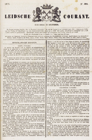 Leydse Courant 1873-12-13