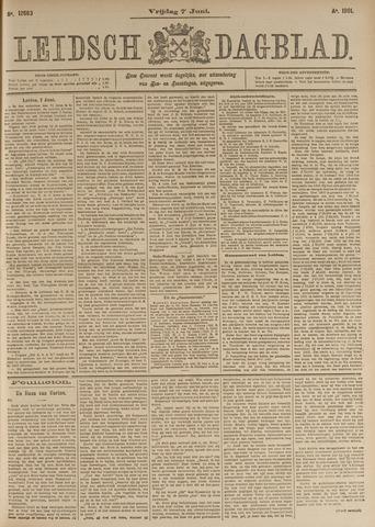Leidsch Dagblad 1901-06-07