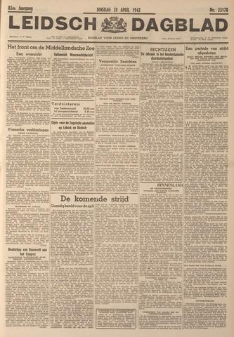 Leidsch Dagblad 1942-04-28
