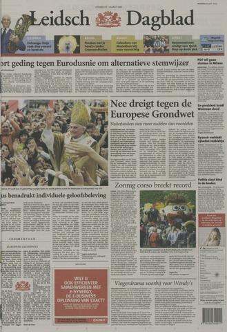 Leidsch Dagblad 2005-04-25