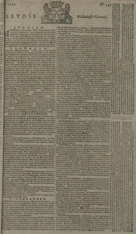 Leydse Courant 1749-12-08