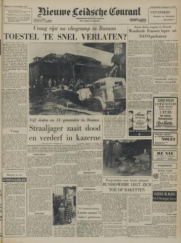Nieuwe Leidsche Courant 1957-11-15