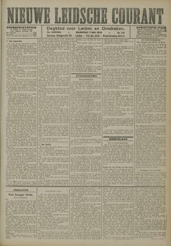 Nieuwe Leidsche Courant 1923-05-07