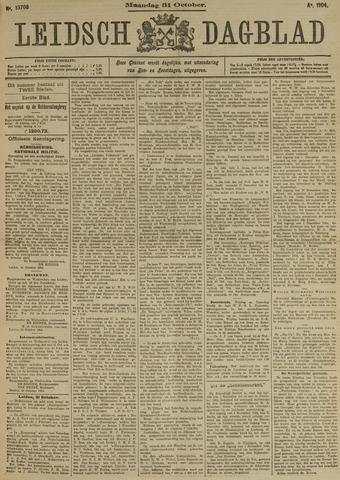 Leidsch Dagblad 1904-10-31