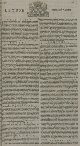 Leydse Courant 1726-02-04