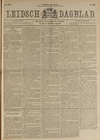 Leidsch Dagblad 1901-06-21