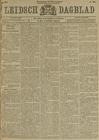 Leidsch Dagblad 1904-11-12